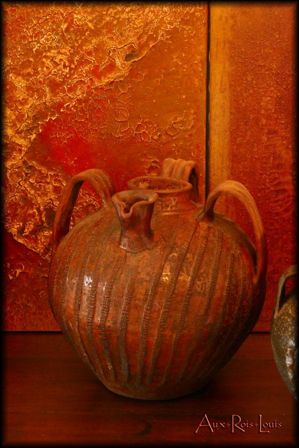 Grande cruche à huile – XVIIIᵉ siècle –Quercy