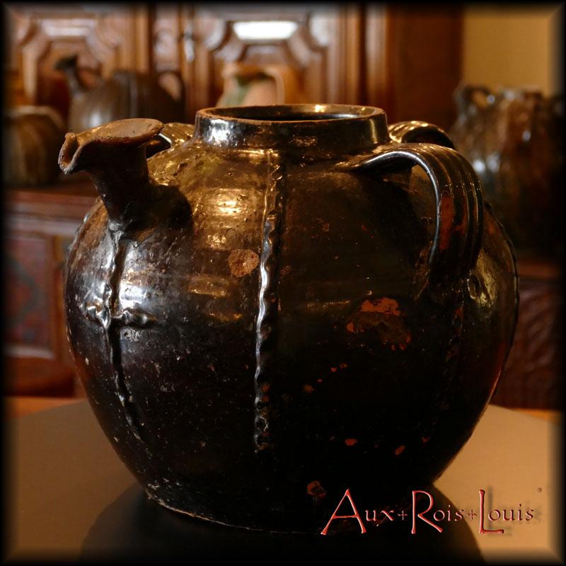 Cruche à huile – début XIXᵉ siècle –Quercy