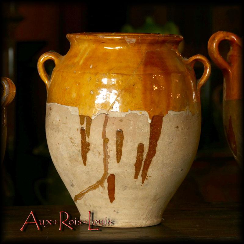 Pot à confits – XIXᵉ siècle – Gers