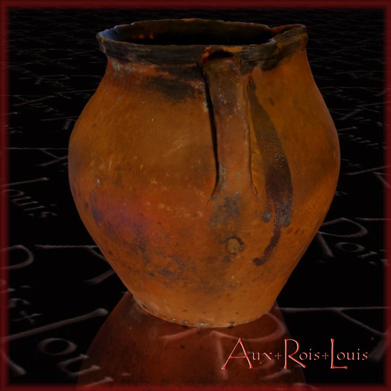 Cooking pot – 19ᵗʰ century – Auvergne