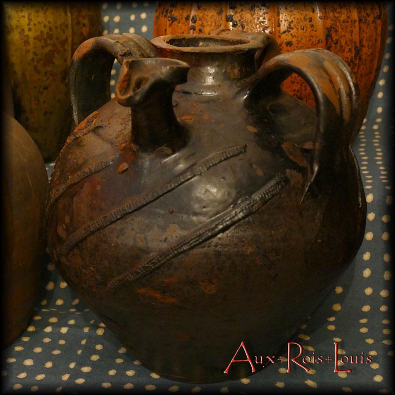 Cruche à huile – XVIIIᵉ siècle –Quercy