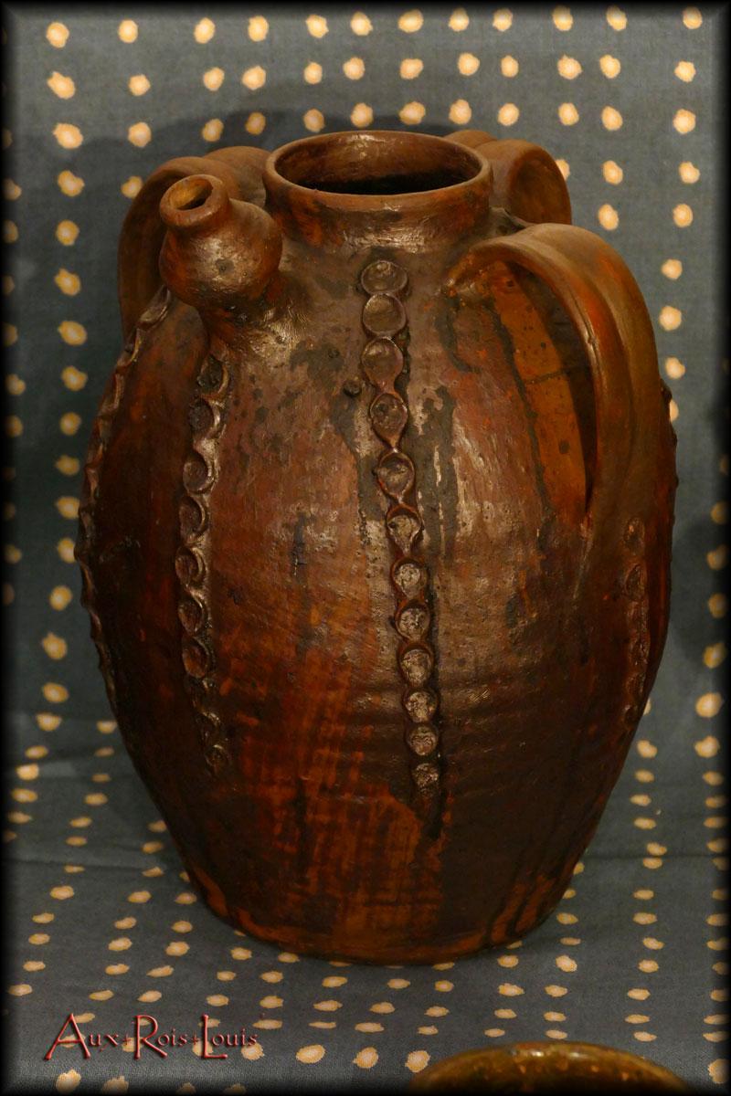 Cruche à huile – XIXᵉ siècle –Beauregard de Terrasson