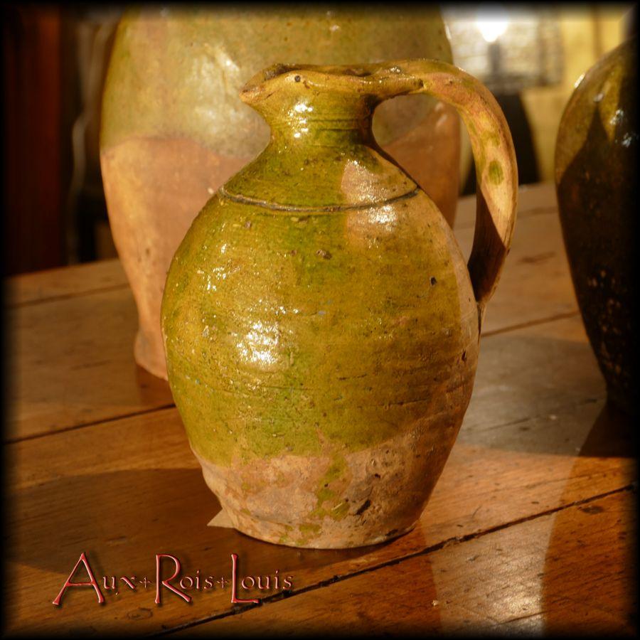 Petit cruchon pour l'huile ou pour l'eau – [PA046]
