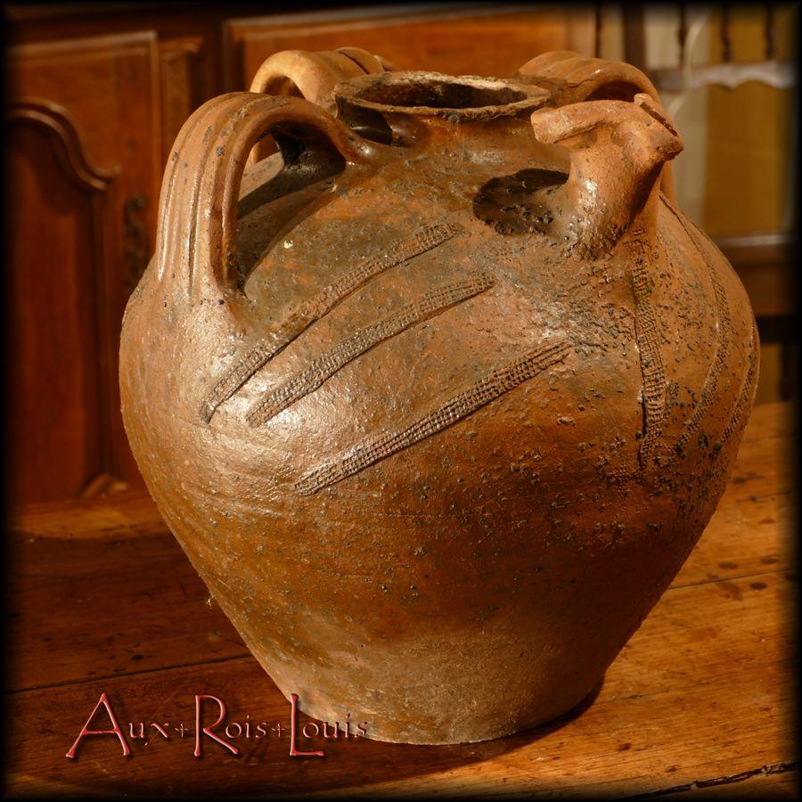 Oil jar – 19ᵗʰ century – Quercy – [PA044]
