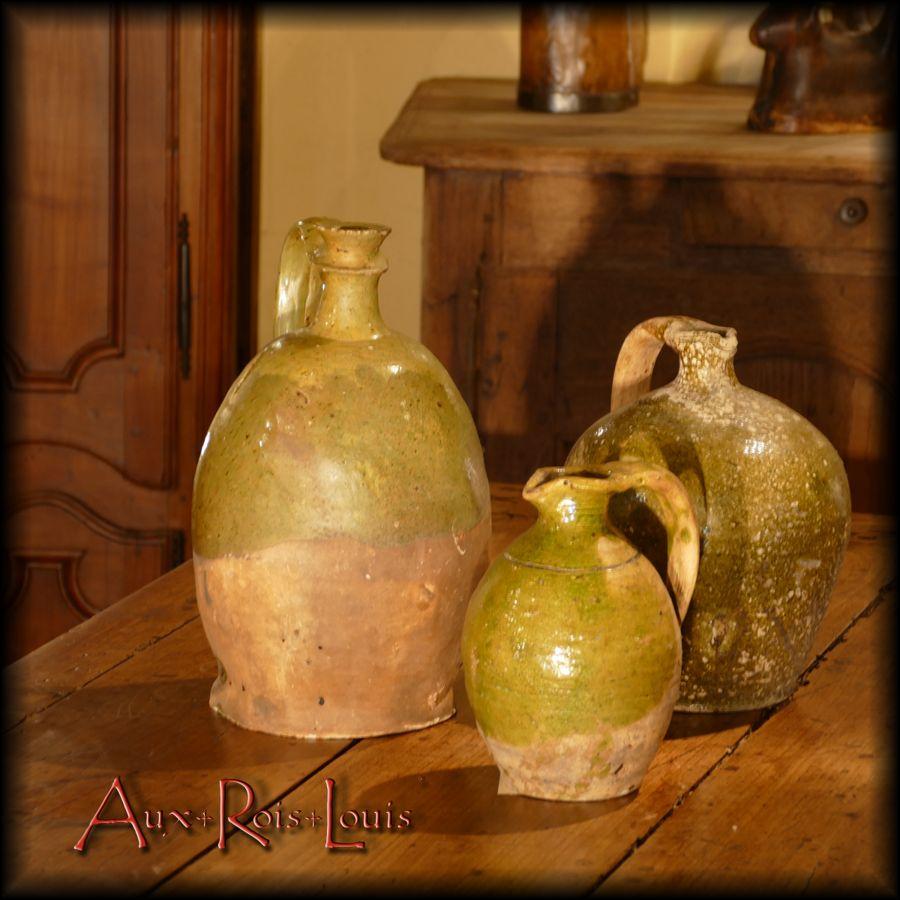 Three jugs - XIXᵉ century - Périgord